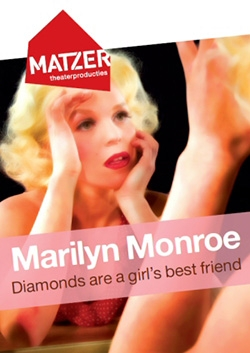 MARILYN MONROE: Diamonds are a girls best friend