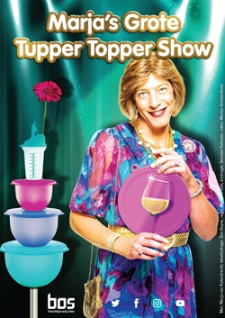 Marja's Grote Tupper Topper Show